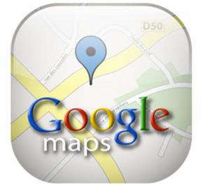 Google's Map App